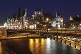 Hotel de Ville. City Hall of Paris — ストック写真