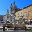 Piazza Navona, Rome, Italy — Stock Photo #4383037