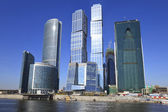 Business centre in Moscow, Russia — Stock Photo