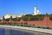 Moscow Kremlin, Russia. — Stock Photo
