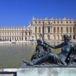 Bronze statues in garden of Versailles. France — Stock Photo #4464686