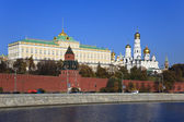 Moscow Kremlin, Russia. — Stock Photo