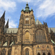 Cathedral of Saint Vitus, Prague, Czech Republic. — Stockfoto