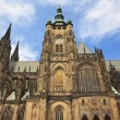 Cathedral of Saint Vitus, Prague, Czech Republic. — Stock fotografie