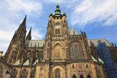 Katedralen saint vitus, prag, tjeckien. — Stockfoto