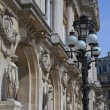 Stock Photo: Operor Palace Garnier. Paris, France.