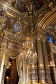 The Opera or Palace Garnier. Paris, France. — Stock Photo