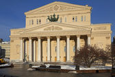 Bolshoi Theater, Moscow, Russia — Stock Photo