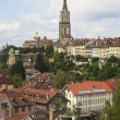 Bern, the capital of Switzerland. — Stock Photo #4928999