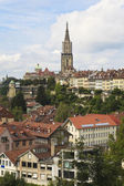 Bern, the capital of Switzerland. — Stock Photo