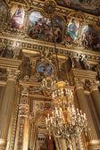 The Opera or Palace Garnier. Paris, France. — Stock Photo