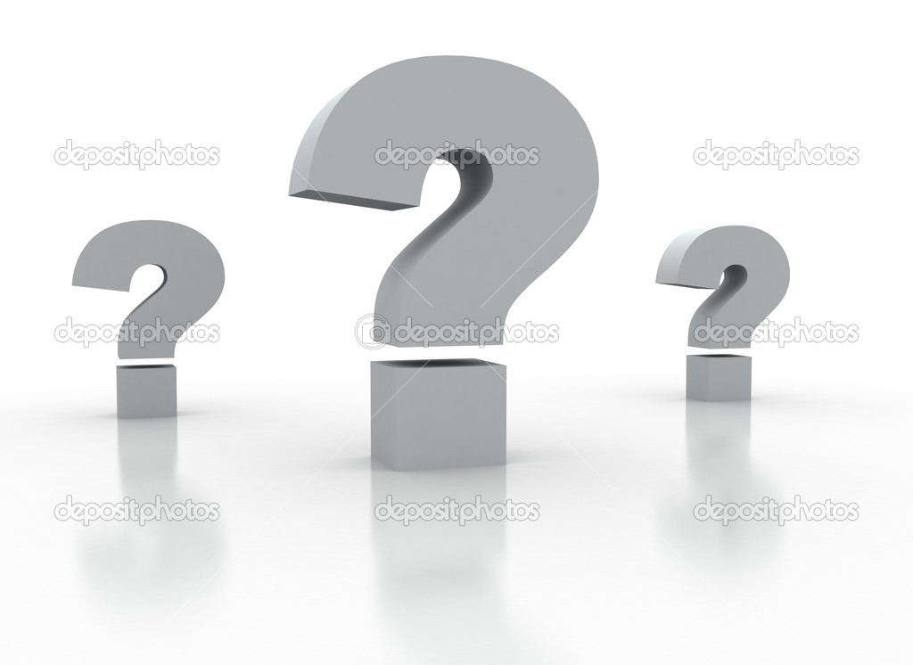 картинки знака вопроса без фона
