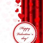 Happy Valentine! — Stock Vector