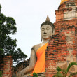 Statue of Buddha - Stock Photo