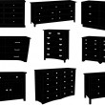 Dressers — Stock Vector #3980856