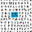 Royalty-Free Stock Vectorielle: Sport