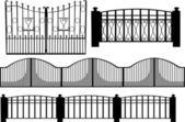 Gate 2 — Stock Vector