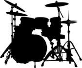 Drums — Stock Vector