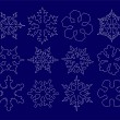 Snowflake — Stock Vector #4122553