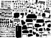 Items — Stock Vector