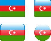Azerbaijan — Stock Vector