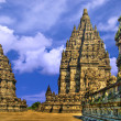 Prambanan temple - Stock Photo