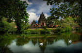 Temple, Bali — Stock Photo