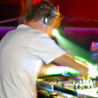 Dj at work — Stock Photo #3958813