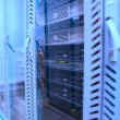 Servers in the data center - Stock Photo