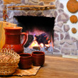 Comfort of home hearth — Stock Photo #4614299
