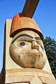 Native AMerican Totem_1 — Stock Photo