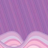 Pozadí abstraktní s různobarevné vlny — Stock vektor