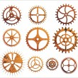 Gears — Stock Vector #3987841
