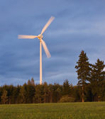 Wind generator — Stock Photo