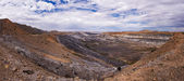 Copper mine — Stock Photo