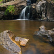 Hindmarsh waterfalls — Stock Photo