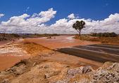 Floodway in South Australia — Stock Photo