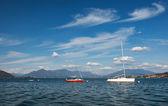 Maggiore Lake — Stock Photo