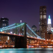 New York City Manhattan - Stock Photo