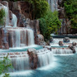Royalty-Free Stock Photo: Waterfall mountain, Las Vegas