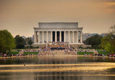 Lincoln Memorial, Washington DC — Stock Photo
