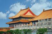 Forbidden City in Beijing China — Stock Photo