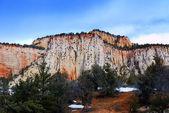 Zion nationalpark landmark — Stockfoto