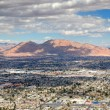 Urban City panorama — Stock Photo #4026136