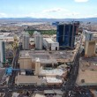 Luxury hotels in Las Vegas Strip panorama — Stockfoto
