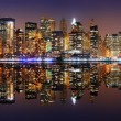 Royalty-Free Stock Photo: Manhattan panorama, New York City