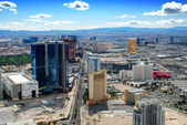 Skyline de Las vegas — Photo