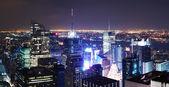 New york city panorama — Stockfoto