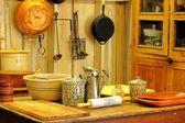 19th. Centruy Kitchen — Stock Photo