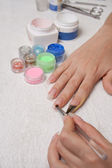 Manicure — Stock Photo